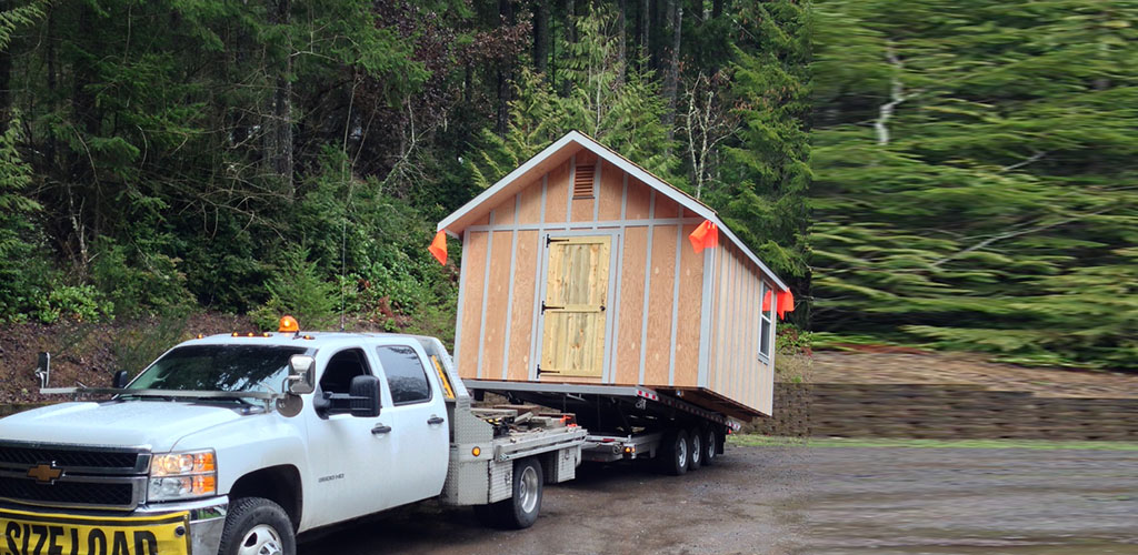 Northwest Shed Movers